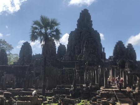 カンボジア遺跡2